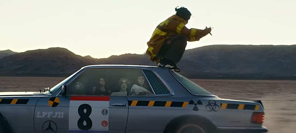 """ASAP Rocky de retour avec le clip """"Gunz N Butter"""" avec Juicy J"""