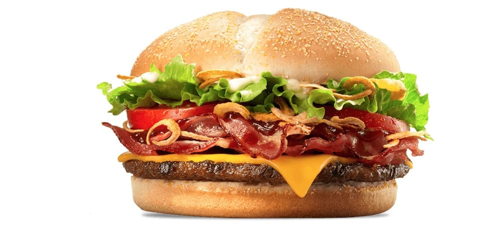 Burger King donne 20 000 £ à qui mange un burger au poulet !