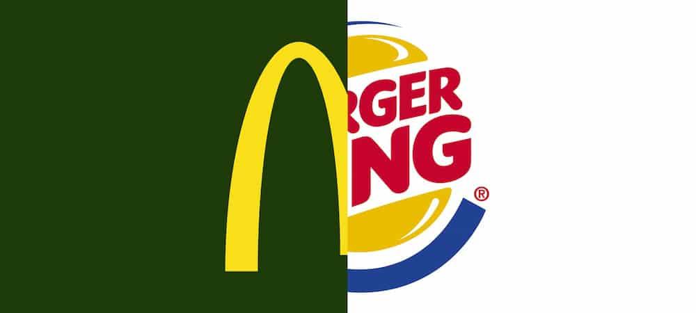 Burger King offre des burgers à 1 centime aux clients qui vont chez McDo !