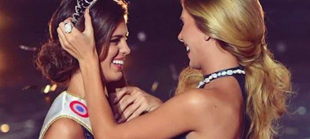 Instagram: Iris Mittenaere souhaite bonne chance aux participantes de Miss France !