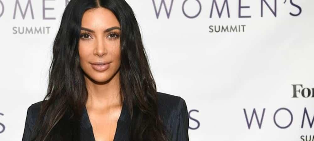Instagram: Kim Kardashian habillée comme une poupée par Kanye West !