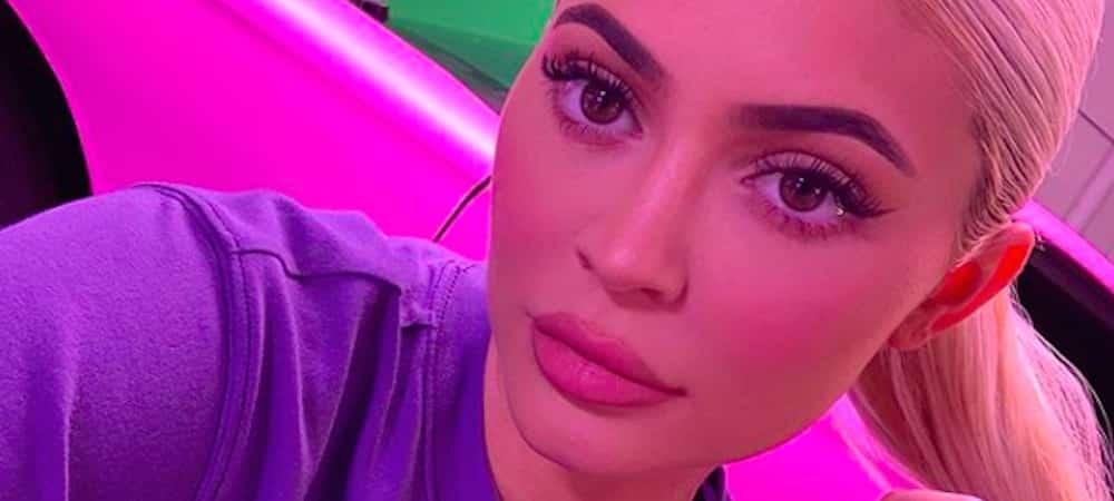 Instagram: Kylie Jenner a vraiment hâte d'être à Noël !