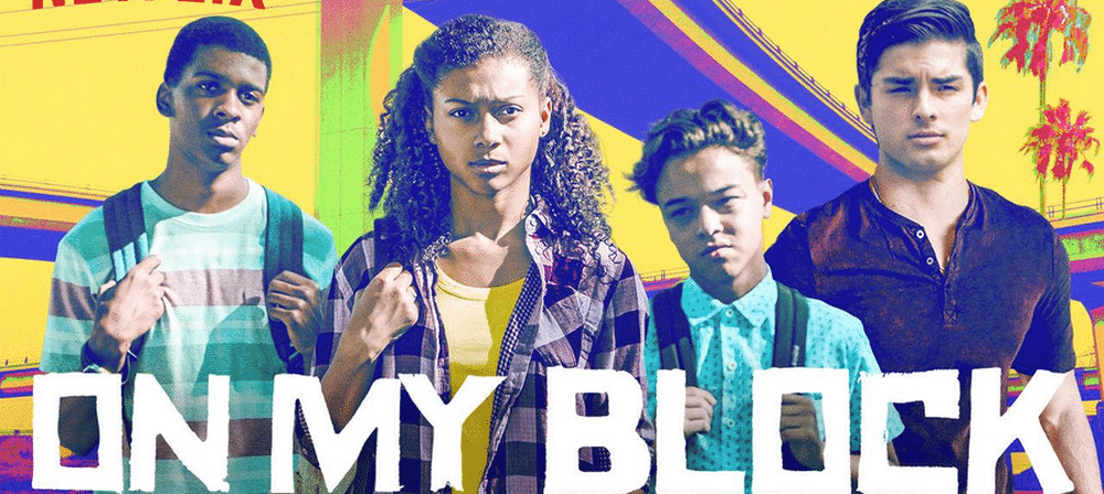 """Netflix: """"On My Block"""" parmi les séries et films les plus bingés de 2018 !"""