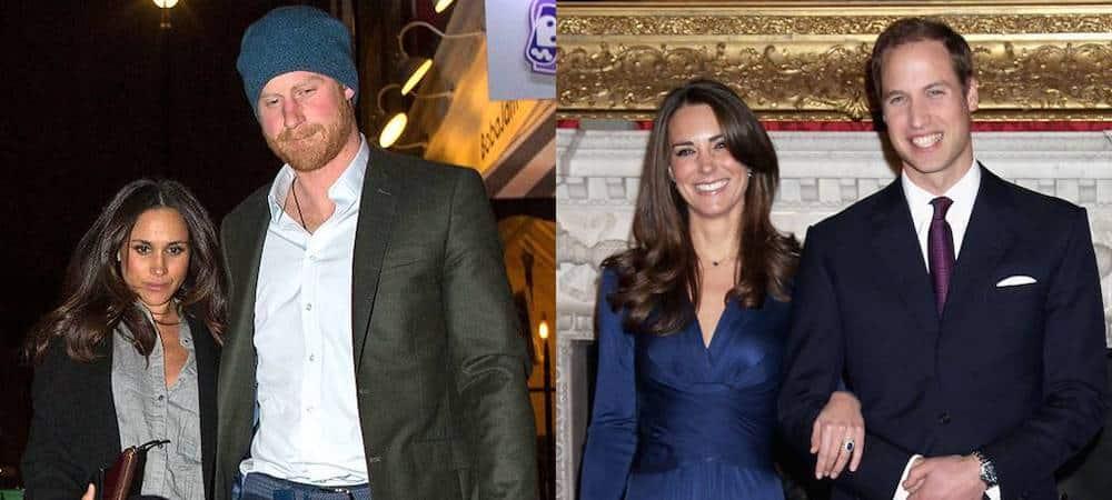 Meghan et Harry, Kate et William feront Noël chacun de leur côté !