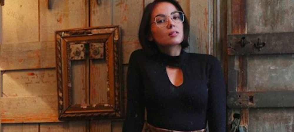Instagram: Agathe Auproux se transforme en Lara Croft !