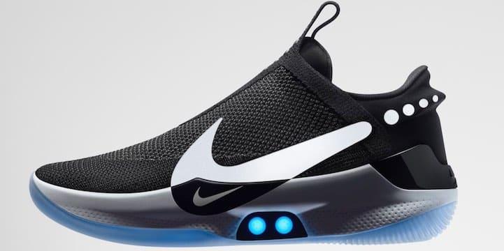 Nike: découvrez les toutes nouvelles baskets qui sont auto-laçante ...