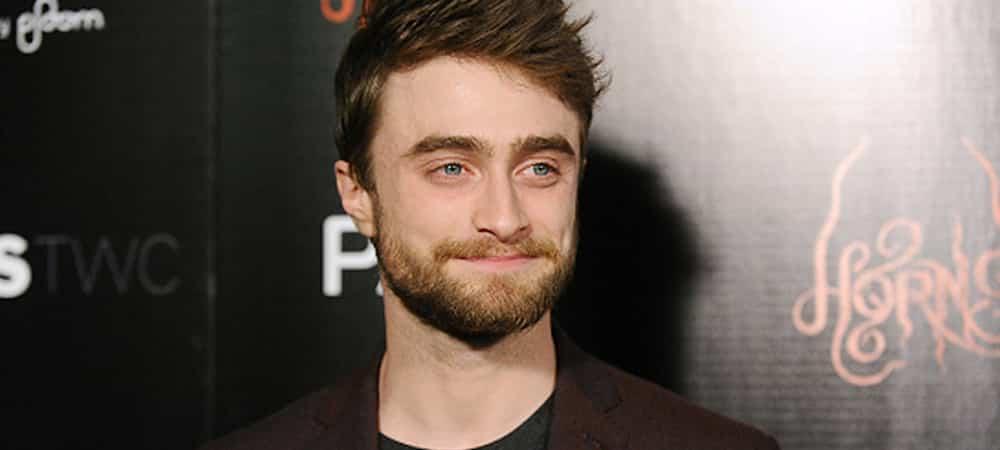 Daniel Radcliffe a plongé dans l'alcool à cause de son succès dans Harry Potter !