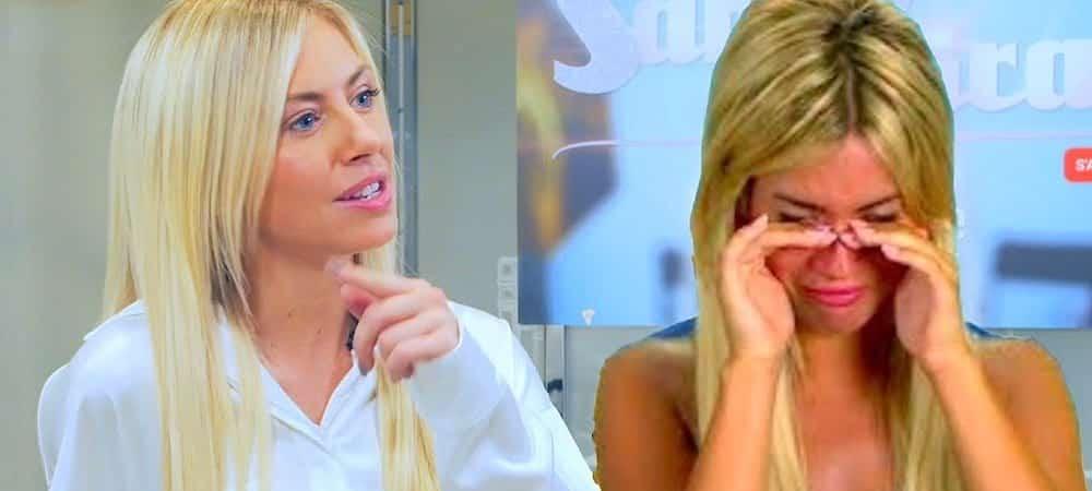 Les Anges 11: Stéphanie Clerbois en froid avec Carla depuis qu'elle s'est remise avec Kevin?