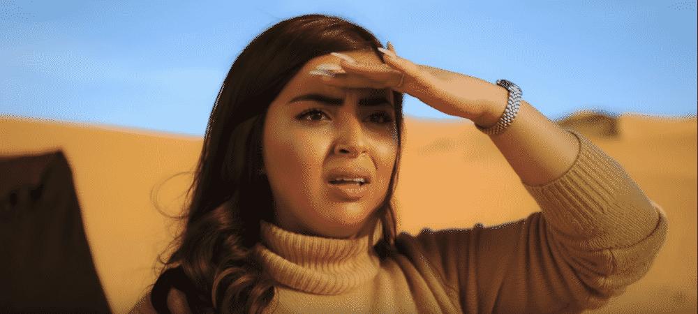 """""""T'es où"""": Marwa Loud retrouve son amour en plein désert"""