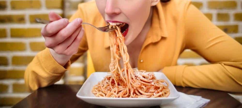 Santé: mangez des pâtes le soir est bon pour notre corps!