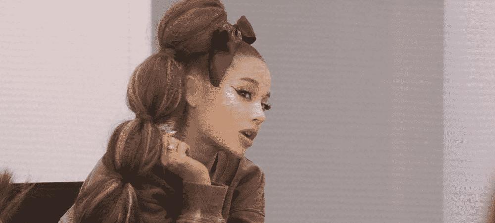 Ariana Grande devient l'artiste féminine la plus écoutée sur Spotify !
