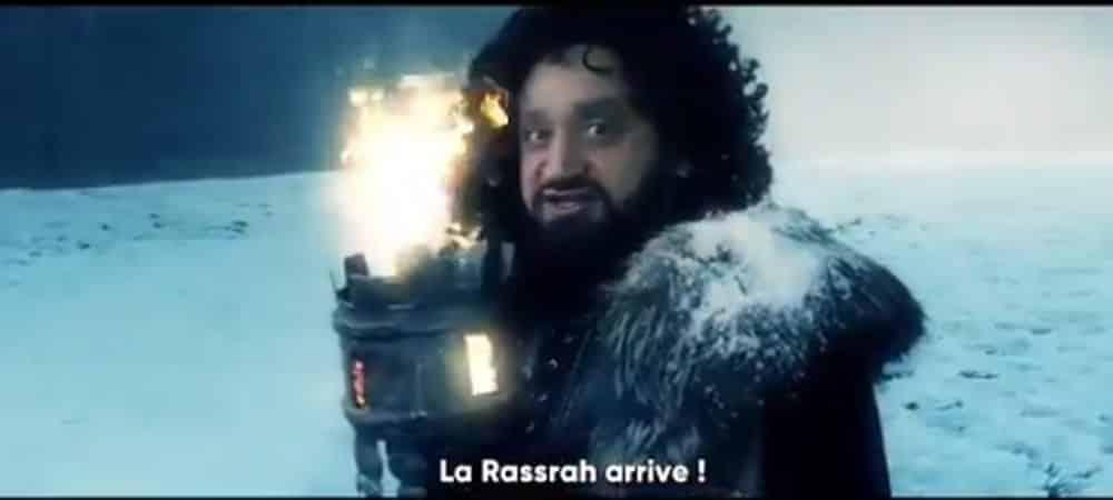 Cyril Hanouna s'inspire de Game of Thrones pour sa grande rassrah 4 grande