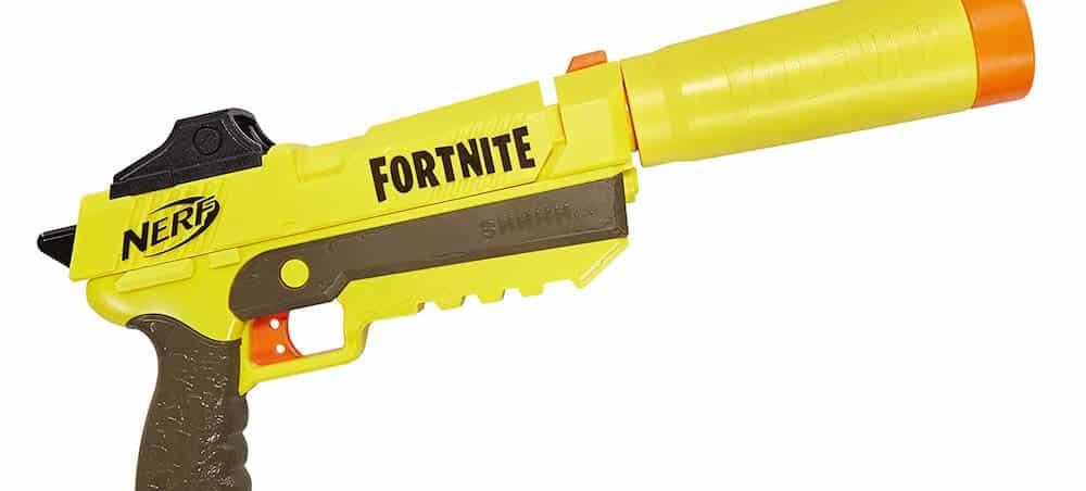 Fortnite: Des armes Nerf inspirées du célèbre jeu vidéo !