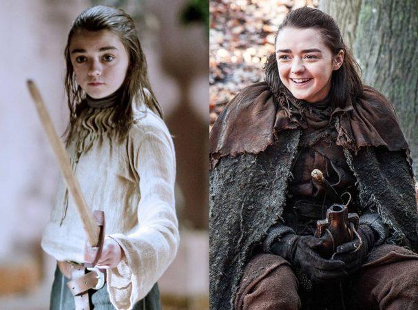 Game of Thrones: Les personages ont bien changé depuis la saison 1 !