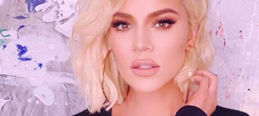Instagram: Khloe Kardashian poste un long texte représentatif de sa vie