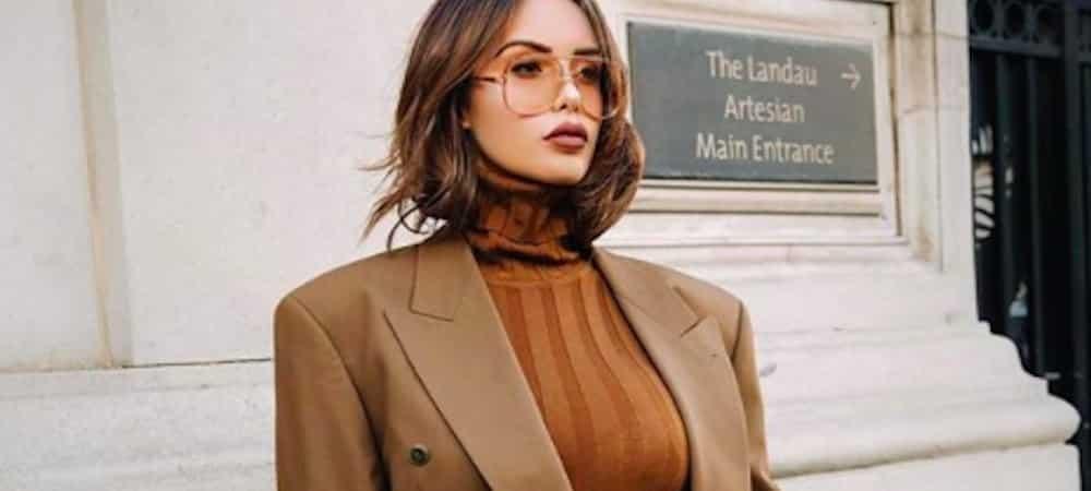 Instagram: Nabilla au top de la mode dans rues de Londres !