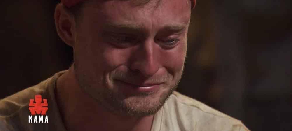 Koh-Lanta: Victor revient sur ses larmes durant le conseil!