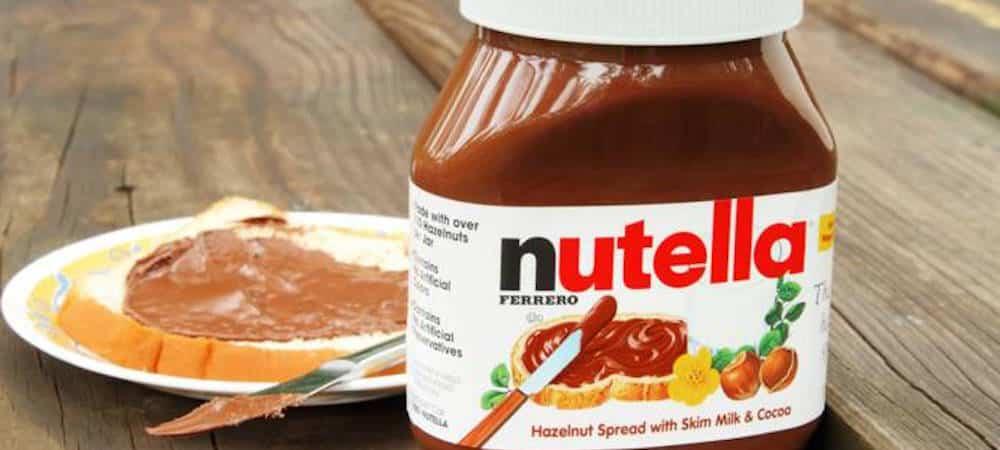 Nutella s'apprête à sortir son premier biscuit fourré au chocolat !