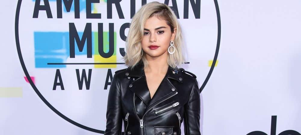 Selena Gomez elle est stressée par son nouvel album !