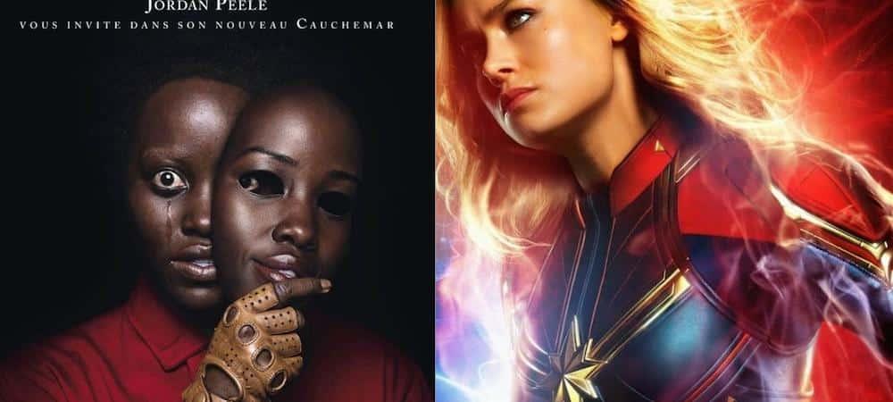 Us: le film explose Captain Marvel au box-office US !