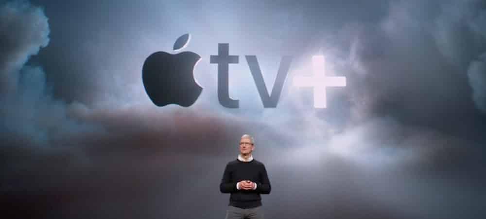 Apple TV+ concurrence Netflix avec Jennifer Anniston en VRP de luxe !