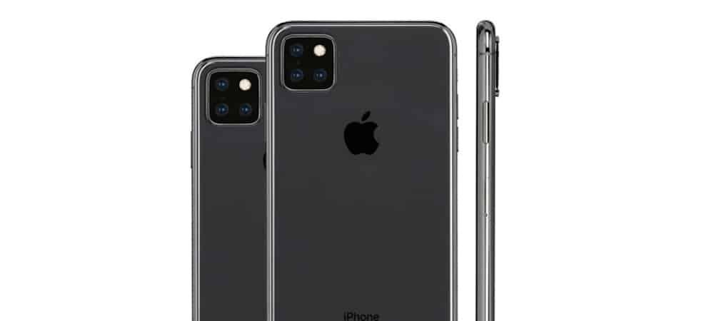 Iphone XI: un appareil photo trois fois plus performant !
