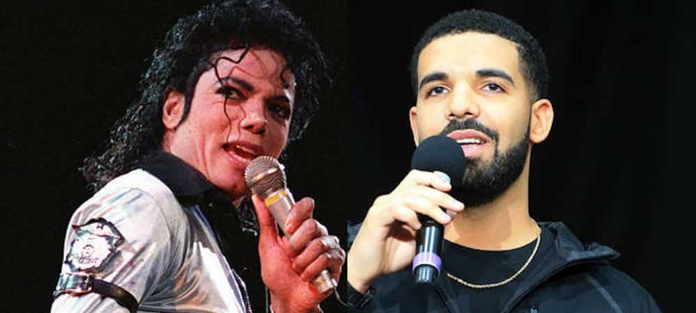 Drake supprime la voix de Mickael Jackson sur le son Don't Matter To Me !