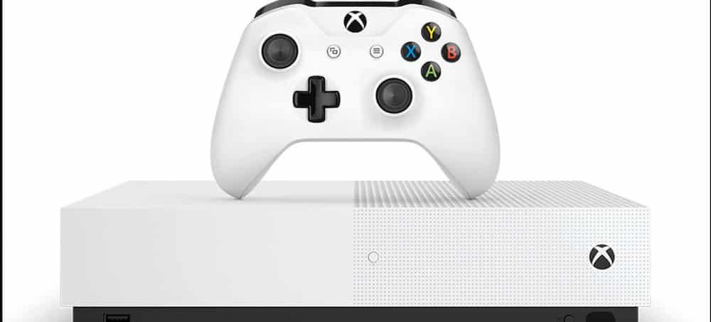 Gaming: Microsoft prévoit une nouvelle Xbox One S pour mai 2019?