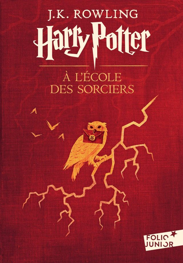 1 La saga a commencé par Harry Potter à l'école des sorciers, alors pour ne pas offrir le premier livre