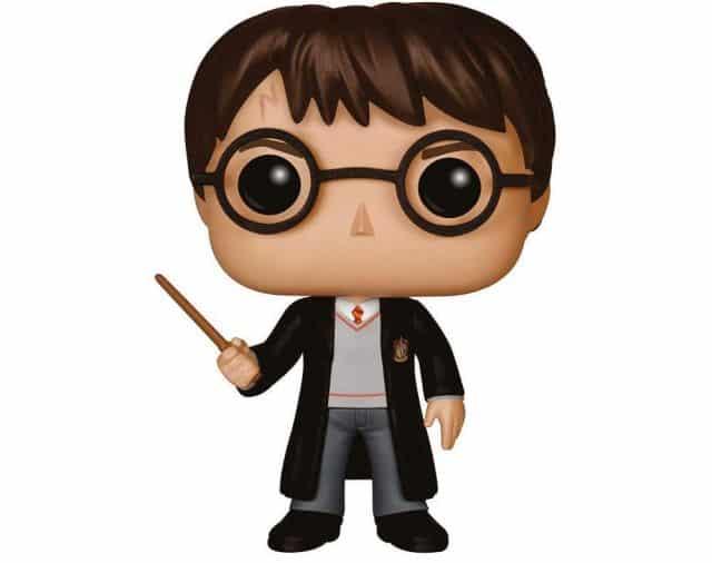 18 La petite figurine de Harry Potter fera très plaisir à un grand fan de la saga