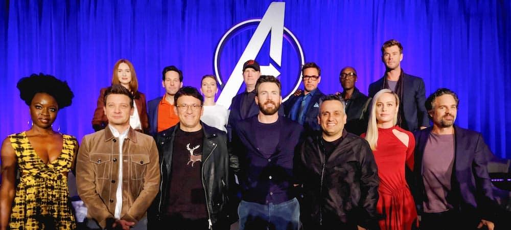Avengers : Endgame: Kevin Feige dévoile la fin inédite !