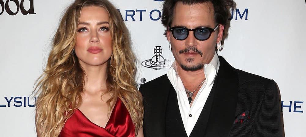 Amber Heard agressée par Johnny Depp ? Elle donne de nouveaux détails !