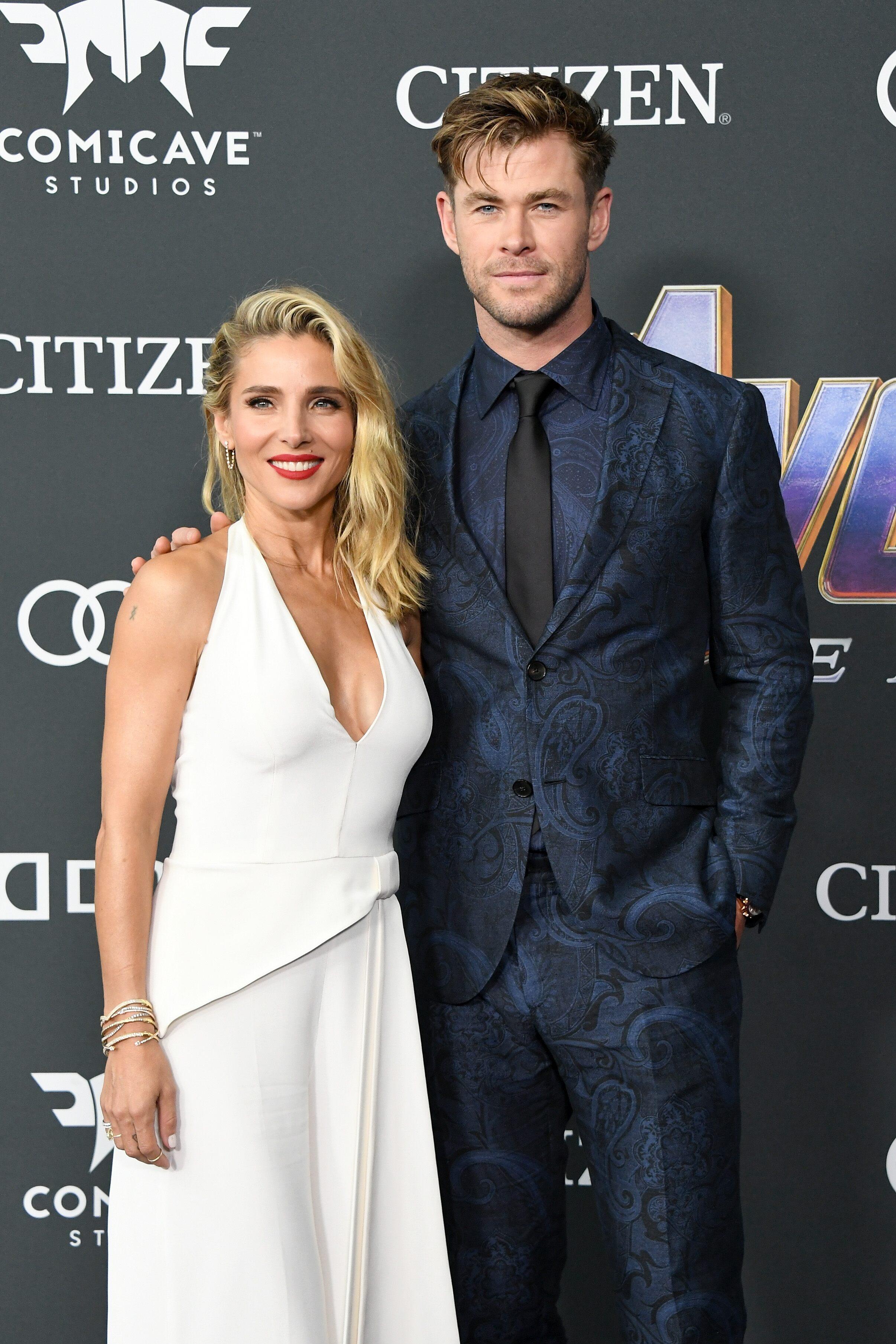 Avengers: Top 5 des plus beaux looks des acteurs à l'avant-première !
