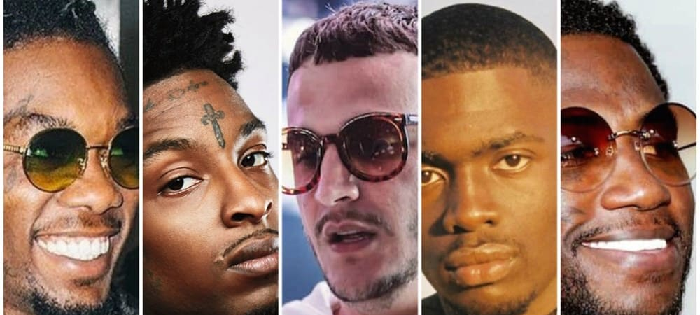"""DJ Snake 21 Savage, Offset, Sheck Wes et Gucci Mane dans """"Enzo"""""""