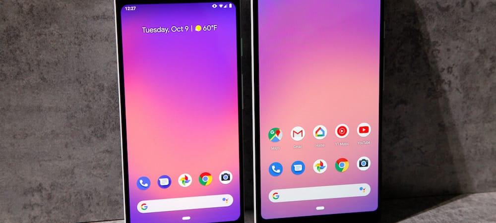 Google XL 3A: On connaît enfin le nouveau design du smartphone !