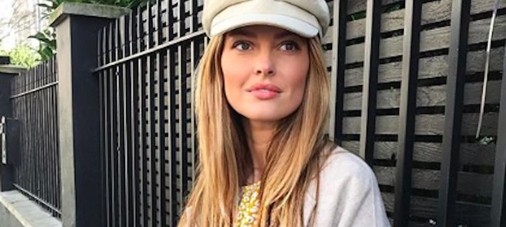 Instagram: Caroline Receveur profite du soleil à Londres !