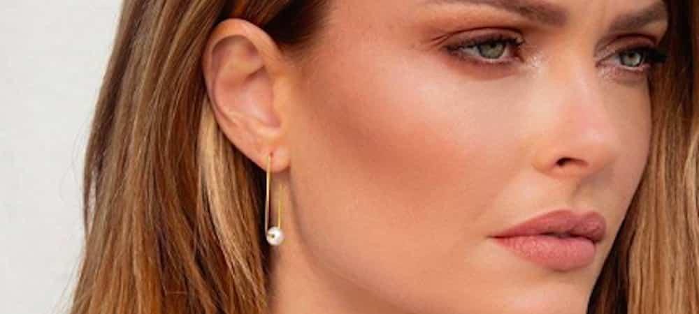 Instagram: Caroline Receveur sort des boucles d'oreilles Recc Paris !