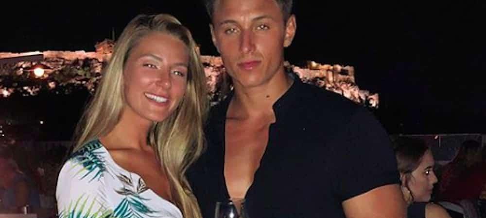 Instagram: Oltean Vlad annonce la grossesse d' Emma Cakecup !