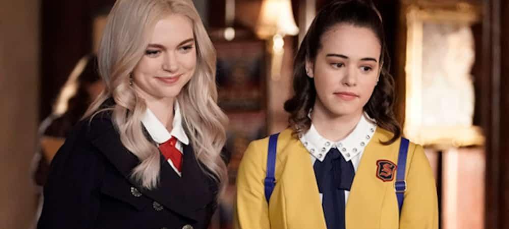 Legacies saison 2: Josie et Lizzie sont-elles vraiment en danger ?