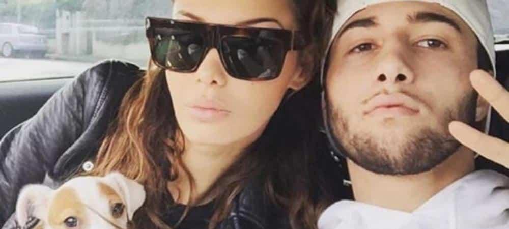 Nabilla vraiment très fière de son petit frère Tarek !