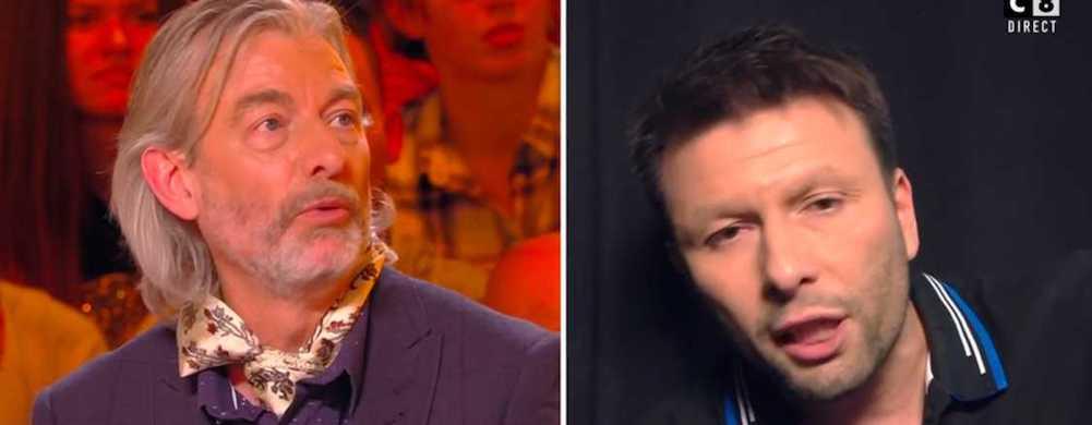TPMP: Gilles Verdez se jette sur Raymond Aabou dans les coulisses !