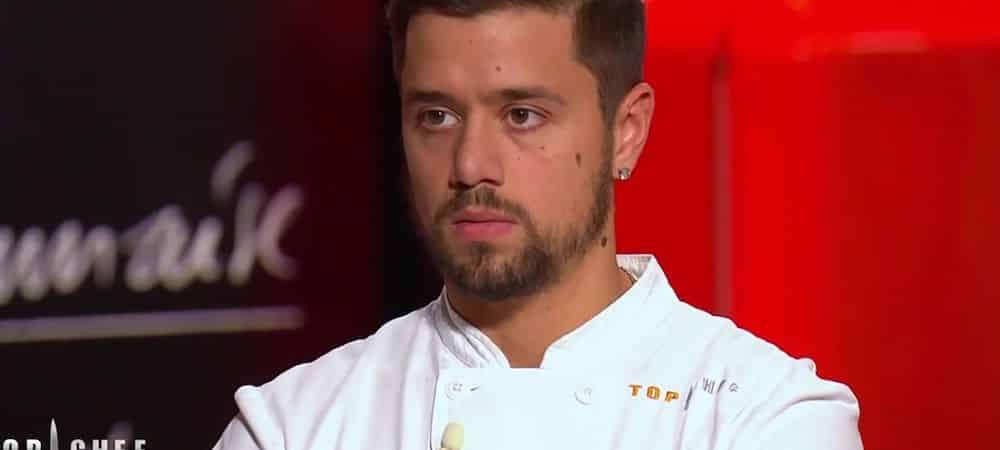 Top Chef 2019: Florian trouve «honteux» l'image de «kéké» donnée par les internautes!