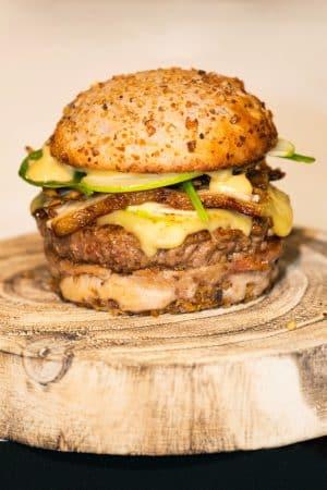 Le burger Chaillet : Elu meilleur burger de France !