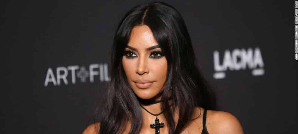 Kim Kardashian dévoile un look futuriste et ultra sexy sur Instagram !