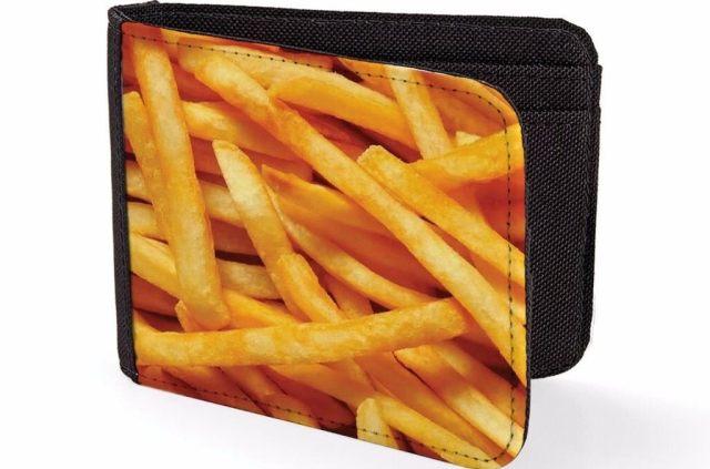 10 Et si votre porte feuille reprenait aussi votre amour pour les frites