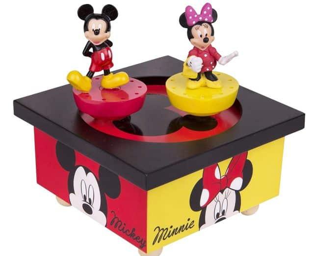 10 Vous êtes fans des musique de Disney, cette boite à musique est faite pour vous