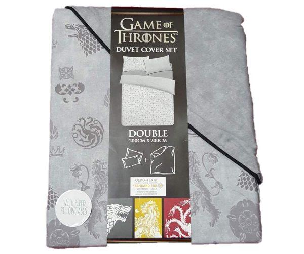 13 Faites du lit de votre maman, un vrai royaume pour une fan de Game of Thrones
