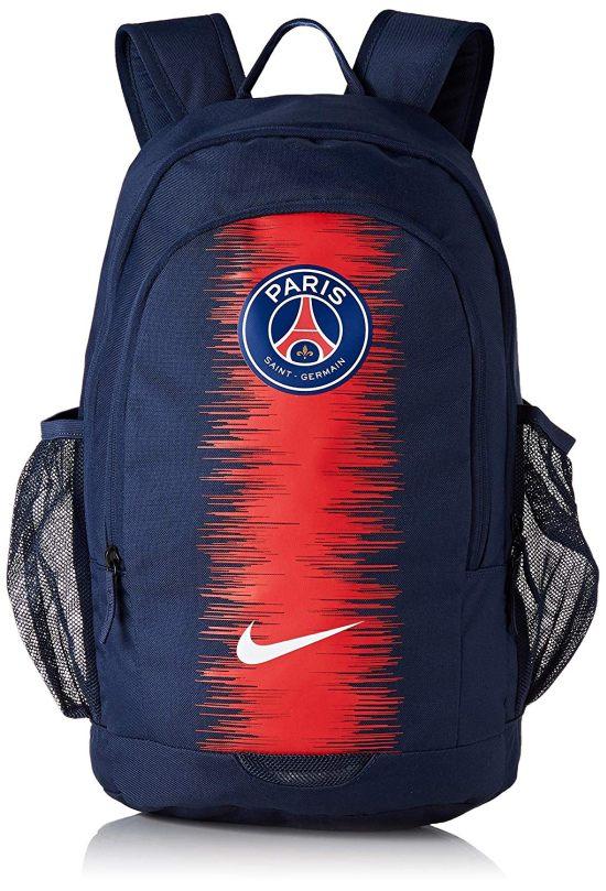 14 Un sac à dos qui pourra aussi te servir comme sac pour aller en cours aux couleurs du Paris Saint Germain