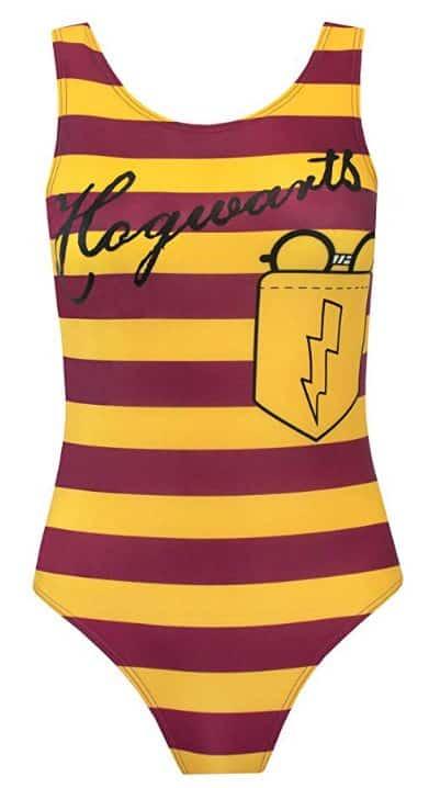 15 Pour cet été, soyez la plus jolie sur le bord de la piscine ou à la plage avec ce maillot de bain Harry Potter