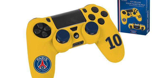 15 Tu joues à FIFA 19 sur PS4 et tu prends aussi toujours le PSG, customise ta manette et montre qui sont les plus forts
